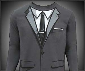 It's no secret that women swoon over sophisticated and well dressed men; however, dressing the part is a bit pricey. Unless you've won the lotto or don't mind dropping serious dough on designer brands, don't expect to look like Mr. GQ unless you're wearing this suave yet super comfortable suit shirt. This fashionable suit shirt…