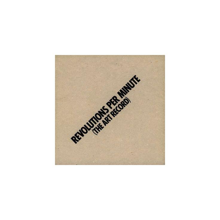 Revolutions Per Minute (The Art Record) & Various - Revolutions Per Minute (The Art Record) / Various