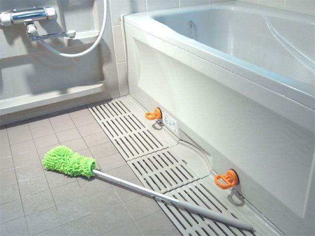 浴室の乾燥機能を使うとき バスユニットのニオイが気になることが