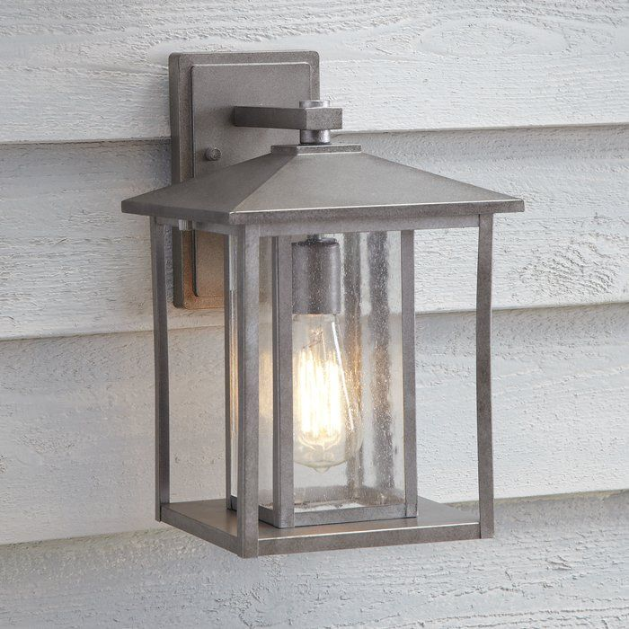 Illuminate your porch or entryway with this essential design.