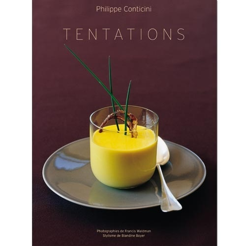 Cook-book by Philippe Conticini
