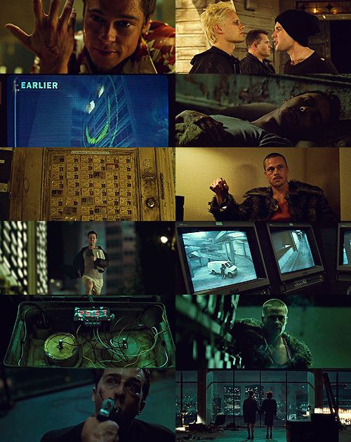 david finchers fight club essay Join now log in home literature essays david fincher david fincher essays restoration of masculinity in fight club alicia marcoux second rule of fight club.