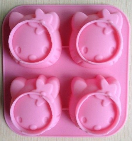Forma de Gelo Hello Kitty - Tanuki Gift