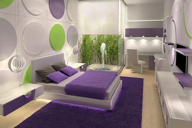 Dormitorio juvenil- Karim  Chaman