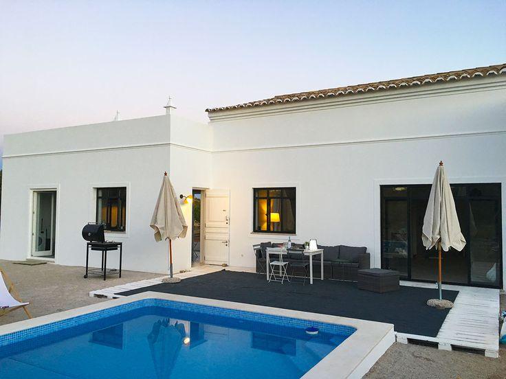 Un petit barbecue bien mérité après une belle journée dans la piscine pendant une location de vacances en Algarve | Cabanabranca