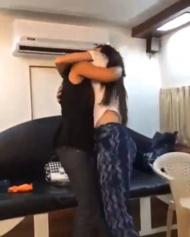 Niti Taylor & Charlie Chauhan's most funniest video