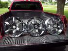 Set of 4 Used TSW Chrome 6 Spoke 4 Bolt Lug Rims Wheels - http://awesomeauctions.net/wheels-rims/set-of-4-used-tsw-chrome-6-spoke-4-bolt-lug-rims-wheels/
