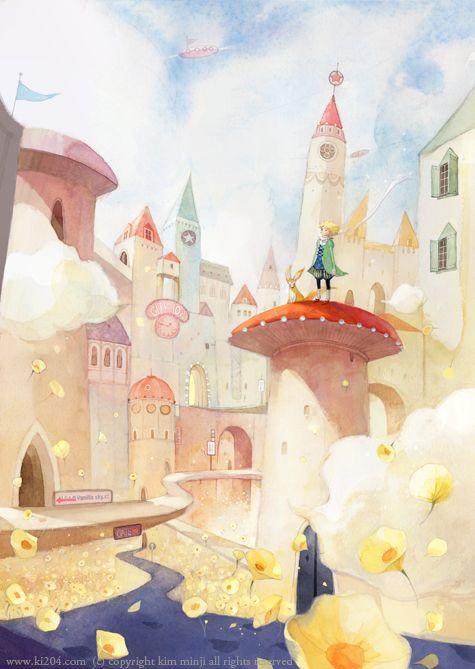 The little prince – Kim Minji