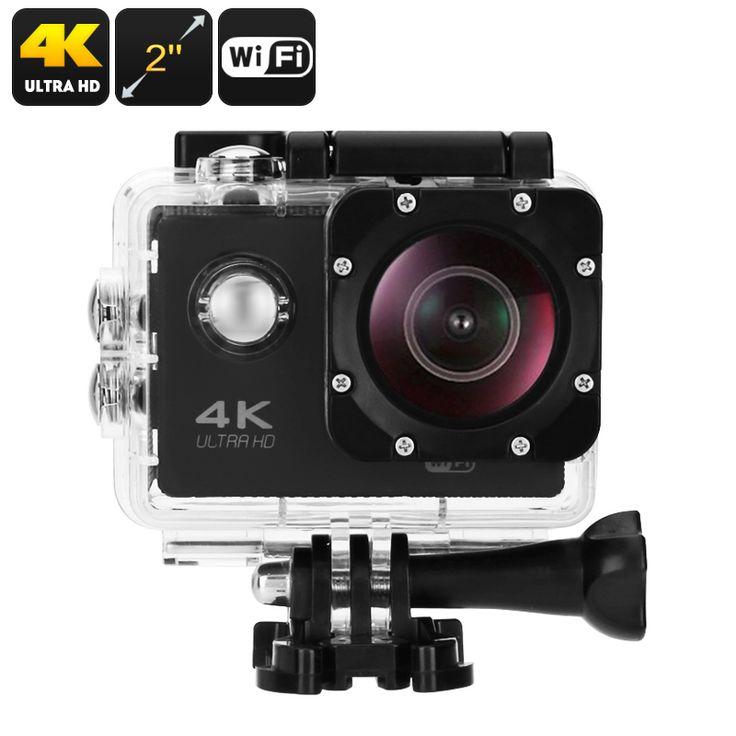 4K Sports Camera - Sony 179 Sensor - Pick Pay Post