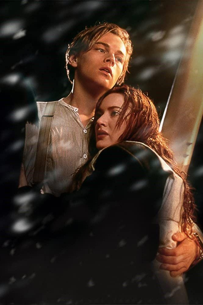 Leonardo Dicaprio And Kate Winslet In Titanic 1997 Titanic Kate Winslet Titanic Leonardo Dicaprio Leonardo Dicaprio Kate Winslet