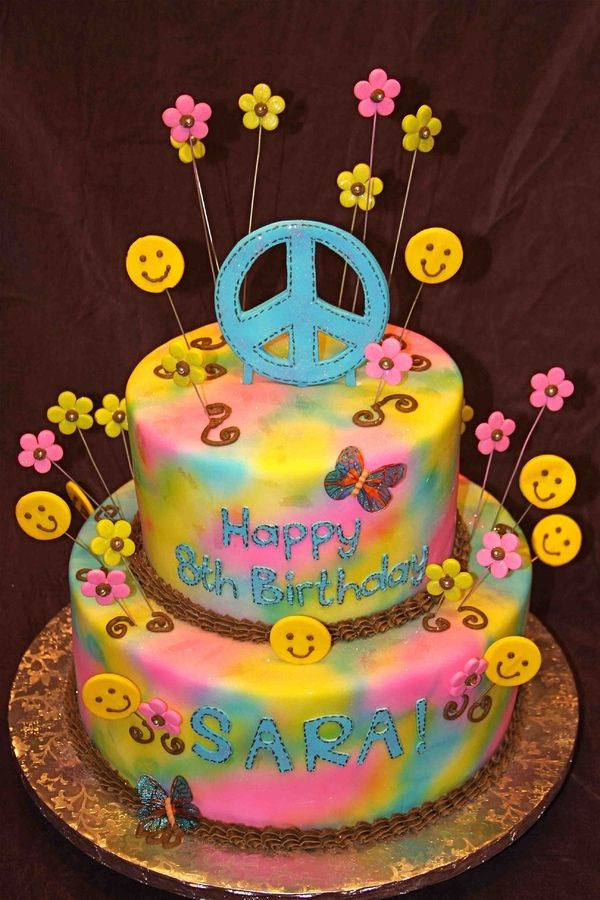 Best 25+ Peace sign birthday ideas on Pinterest | Peace sign party ...