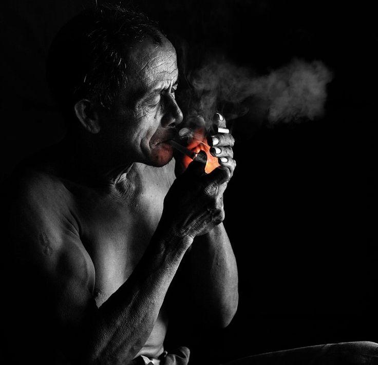 The Last Cigarete -