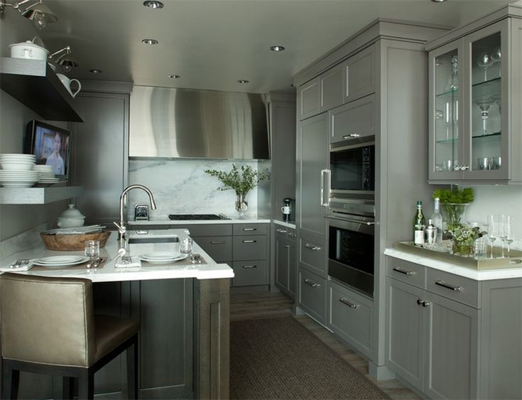 23 transitional kitchen designs to mix the old and the new for Kitchen design 9 x 12