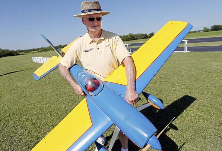 Tulsa Glue Dobbers host model airplane fly-in, benefit for Wounded Warriors Project #nmad
