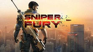 Sniper Fury hack mod apk