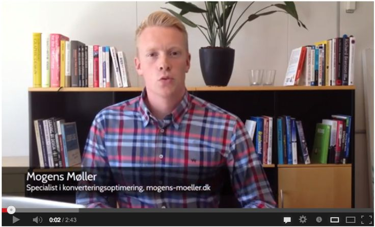 Mogens Møller specialist i konverteringsoptimering IVÆKST blog