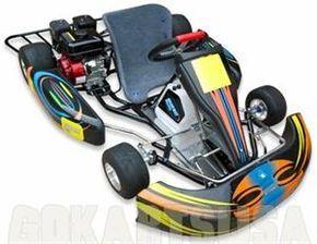 Road Rat Racer XR Adult Race Go Kart