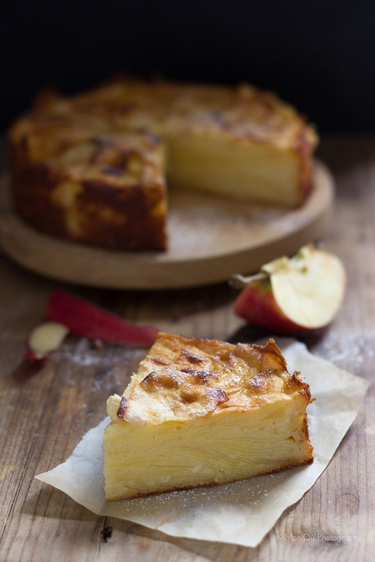Apple Cake by Miel & Ricotta