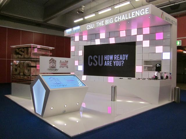 Exhibition Booth Concept : Booth design concept and exhibition