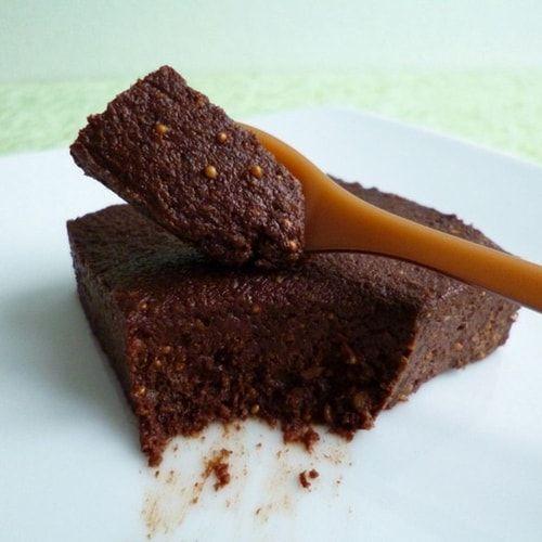 Ricetta Brownies (vegani)
