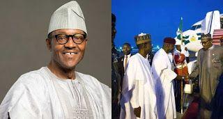 President Buhari Finally Returns Back To Nigeria (VIDEO)