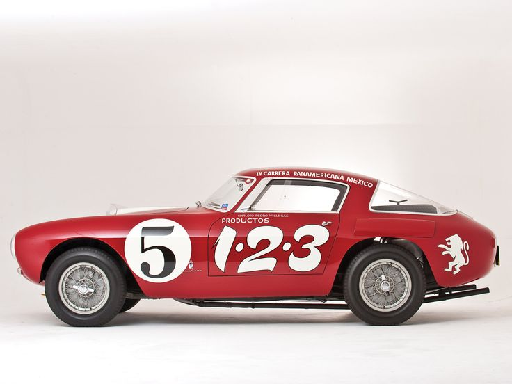 1953 Ferrari 250 MM Berlinetta Pininfarin