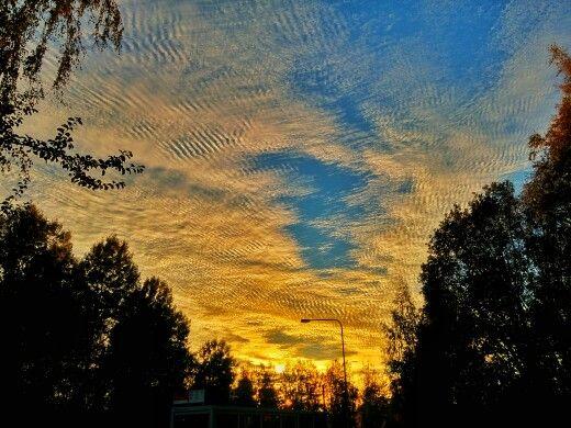 Sunset - Autumn / Syksy