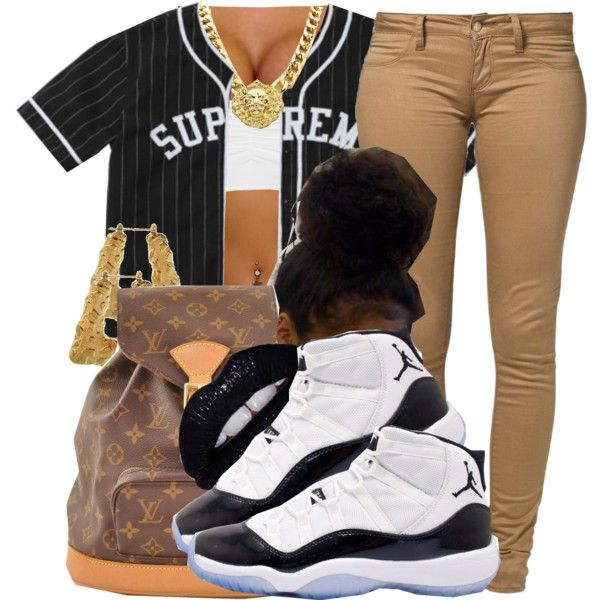 Quot Supreme Quot By Trinityannetrinity On Polyvore Cute Outfits
