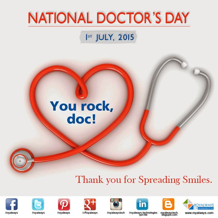 Let's make out time to thank the human beings who are sometimes like God to us!   #HappyDoctorsDay