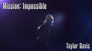 Mission Impossible Theme: Violin Cover (Taylor Davis)Music Cover http://ift.tt/2xbK4nu