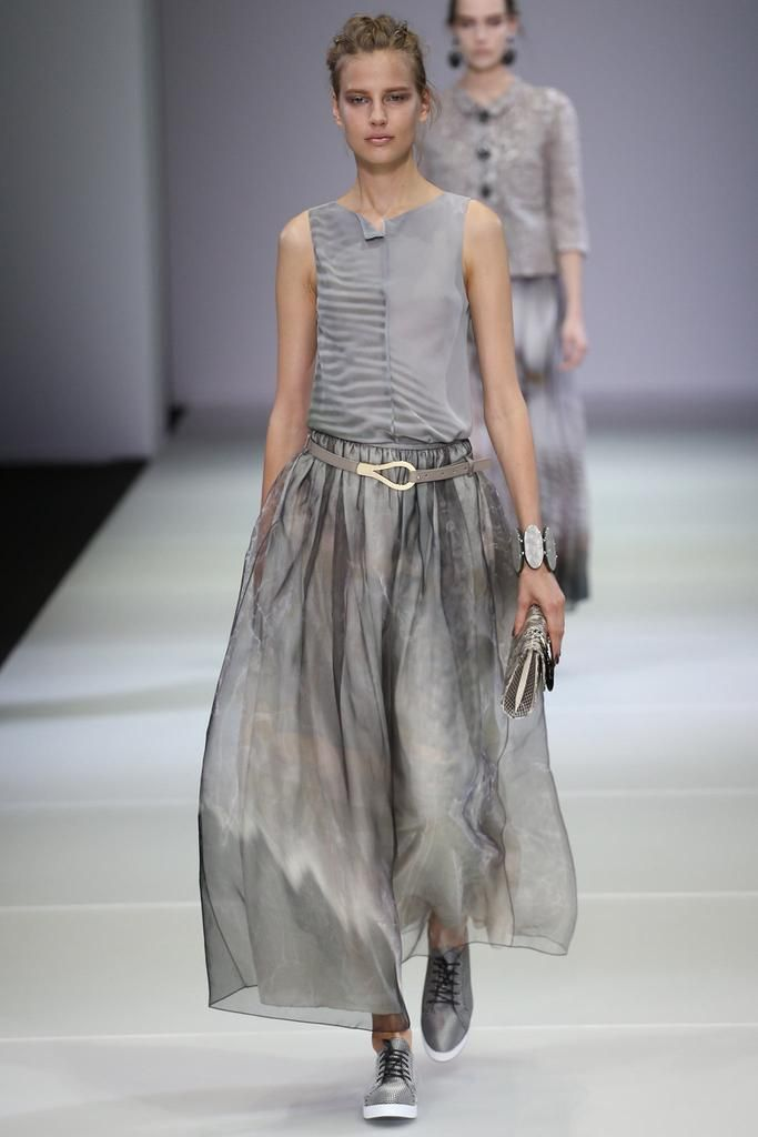 Giorgio Armani Spring 2015 Ready-to-Wear - Collection - Gallery - Look 23 - Style.com