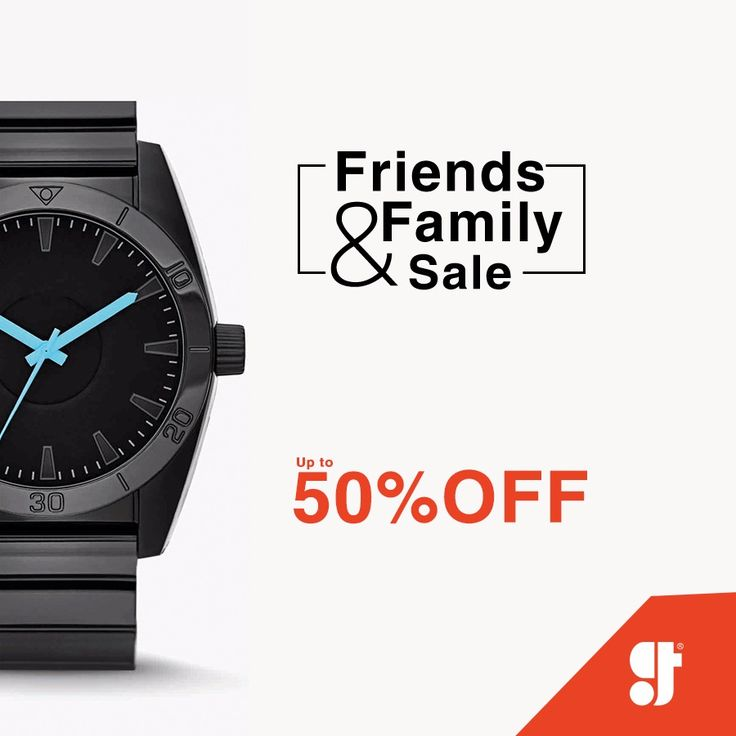Friends & Family Sale Now Avail 𝗨𝗽𝘁𝗼 𝟱𝟬% Off on 𝗙𝗼𝘀𝘀𝗶𝗹 𝗤, 𝗠𝗞 𝗖𝗼𝗻𝗻𝗲𝗰𝘁, 𝗠𝗞 𝗔𝗰𝗰𝗲𝘀𝘀, 𝗦𝗸𝗮𝗴𝗲𝗻 𝗖𝗼𝗻𝗻𝗲𝗰𝘁, 𝗘𝗺𝗽𝗼𝗿𝗶𝗼 𝗔𝗿𝗺𝗮𝗻𝗶 𝗖𝗼𝗻𝗻𝗲𝗰𝘁, 𝗖𝗵𝗮𝗽𝘀. Greatest Brands-Greatest Offers to you our friends & family. Bcoz it's Personal!!! Begins From - 24.12.2016 Onwards Limited Period offer! Only at TheGoldenTime #thegoldentime #sale #smart #connected #watches #latest #collection #flat30% #off #ahmedabad #vadodara #surat For more visit…