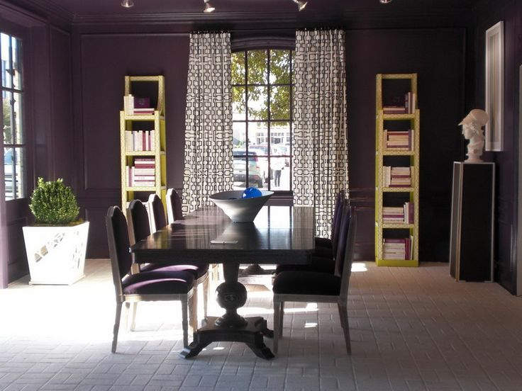 Indoor : Dark Eggplant Color Scheme For Dining Room Eggplant Color Scheme  for Interior Home Decorations Purple Bedroom Design Decorating Color  Palettes ...