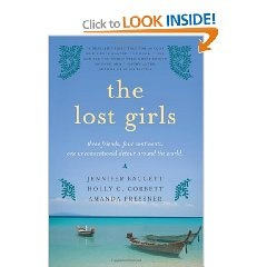 A dangerous read about 3 girls who quit their jobs and moved out of New York to travel the world for a year.