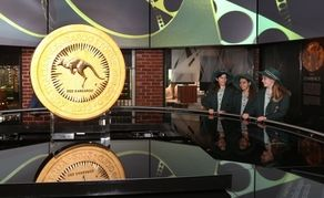 Perth Mint has opened a new permanent exhibition with a record-breaking one…