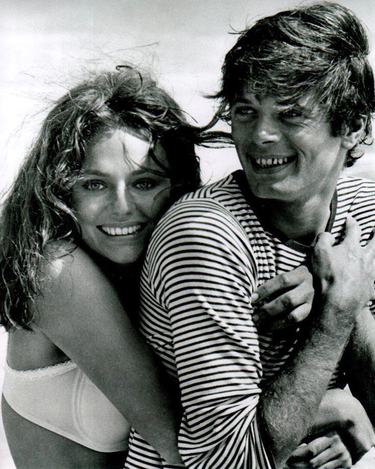 Jacqueline Bisset and Michael Sarrazin