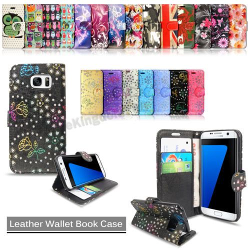 Luxury-Flip-Leather-Wallet-Card-Magnetic-Case-Cover-For-iPhone-Samsung-Galaxy
