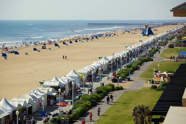 8 Great Things to See and Do in Virginia Beach Besides the Beach: Virginia Beach Festivals and Events