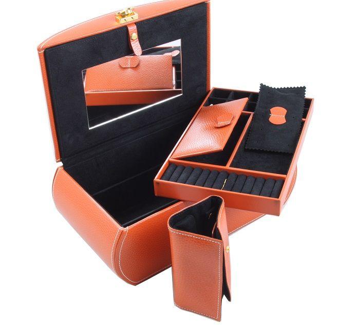 Cutie Bijuterii Leather Orange by Friedrich