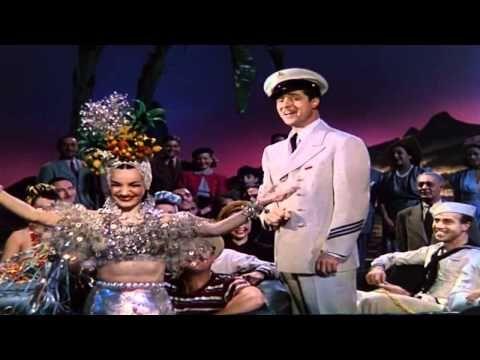 "▶ Carmen Miranda - Chica Chica Boom Chic - YouTube [from ""Weekend in Havana""]"