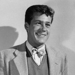 Jack Larson 1928-2015 American Actor, Writer and Producer. Larson, an accomplished playwright and producer, will best be remembered for his portrayal of Jimmy Olsen on the 1950s television series, 'Adventures of Superman'.