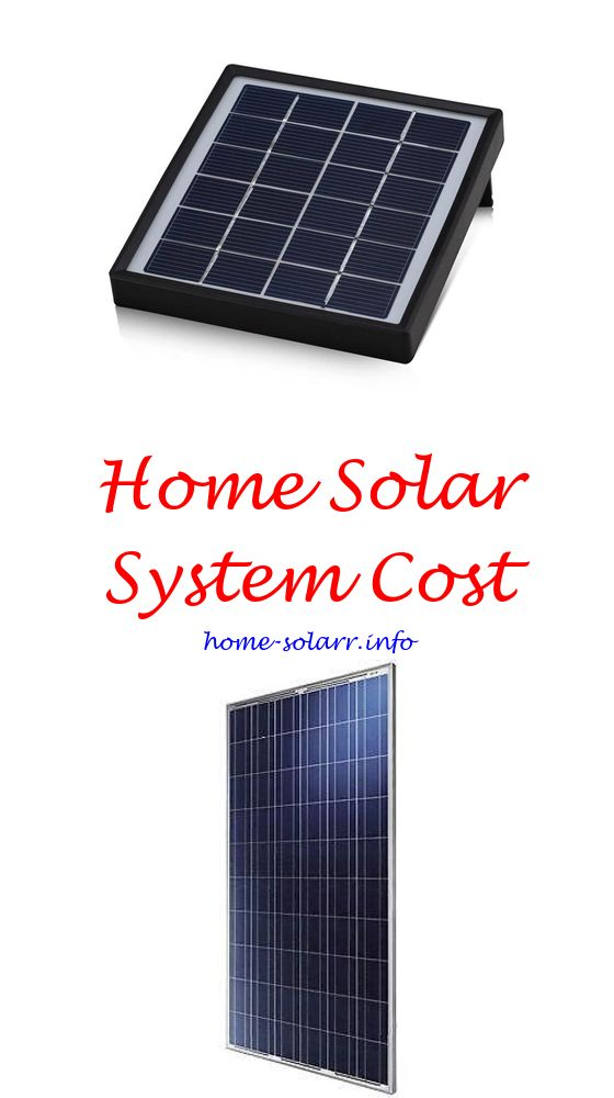 Pin On Home Solar System