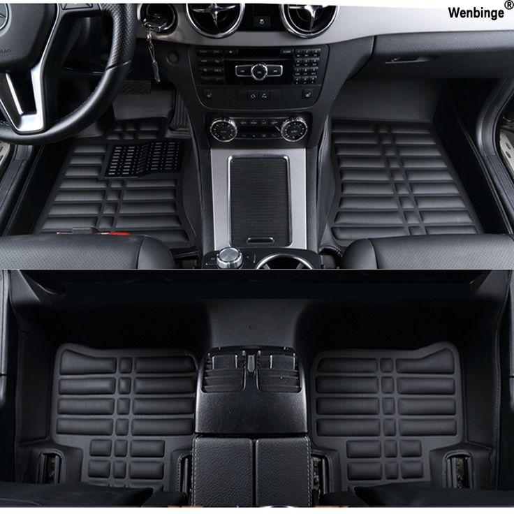 special Custom car floor mats for 100 fits Jac All Models