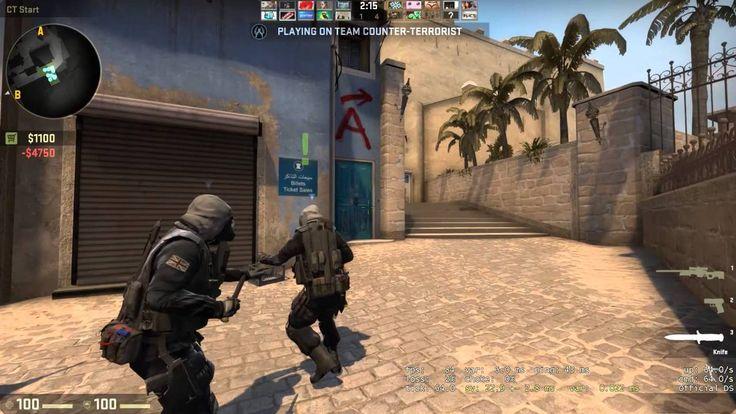 Counter-Strike: Global Offensive (Cs go) ep.7 ma joc casual