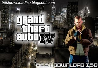 Grand Theft Auto IV (GTA 4) - PC Game Download Full Version For Free