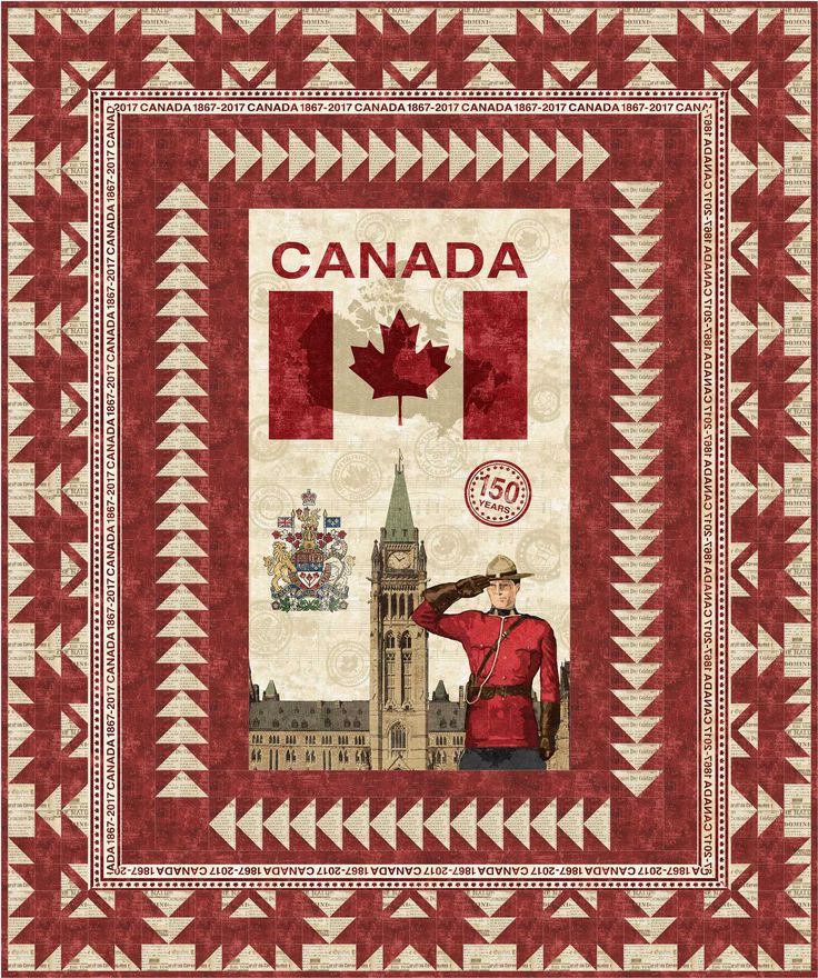17 Best images about Canada 150 on Pinterest   Canada, Free ... : quilts etc toronto - Adamdwight.com