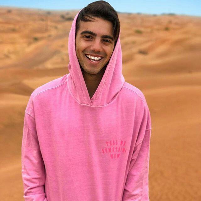 De rosado....me gusta ❤❤