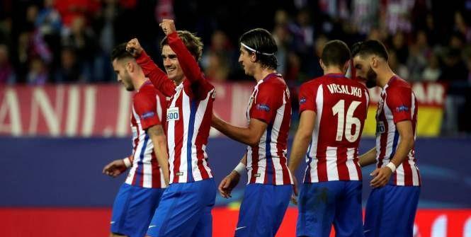 VIDEO Atletico Madrid V FC Rostov résumé, but Griezmann (2-1)