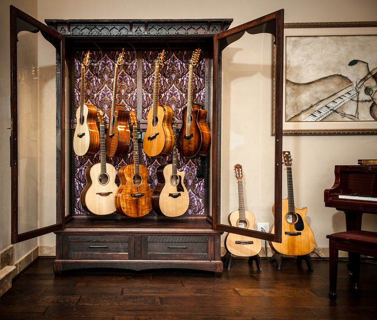 23 DIY Display Cases Ideas Which Makes Your Stuff More Presentable. Guitar  Display CaseGuitar ...