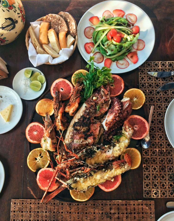 Delicious Lobster at Hotelito Mio | Feat. on Alexjumper.com